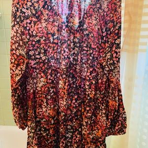 NWT H&M Floral Dress!! Really cute for summer!